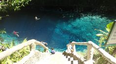 It is not called Enchated River, Philippines for nothing. The bluest river water I have ever seen!
