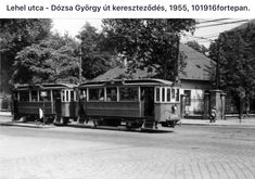 Old Pictures, Old Photos, Commercial Vehicle, Budapest Hungary, Utca, Historical Photos, Street View, Marvel, City