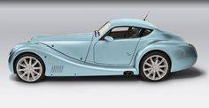 Inspired by the historic GT3 Aero, The Morgan Motor Company recently unveiled their Aero Coupe - an advanced supercar with a throwback aesthetic.