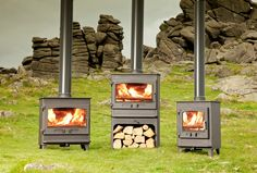 Dartmoor Triple Crop: dean forge stoves, can be made double sided
