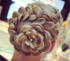 Here are some Messy Bun Hairstyles For Medium Hair includes Basic messy bun, The flower bun, and Braided bun.