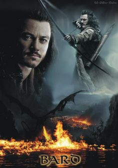 bard the bowman | bard the bowman by ladycyrenius digital art photomanipulation fantasy ...