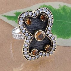 925 SOLID STERLING SILVER PAPULAR TURKISH RING 9.70g DJR2437 S-8.5 #Handmade #Ring