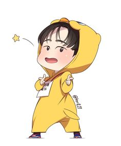 Kim Hanbin Ikon, Ikon Kpop, Ikon Wallpaper, Cartoon Wallpaper, Bobby, Ikon Leader, Infinite Art, Yg Entertaiment, Bff Drawings