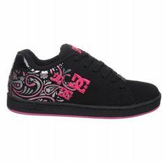 DC Shoes Women's Pixie Paisley Shoe