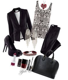 """Untitled #1303"" by stylisheve ❤ liked on Polyvore"