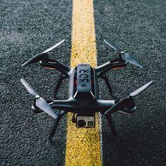 3DR Smart Drone #Drone, #Innovative, #Smart