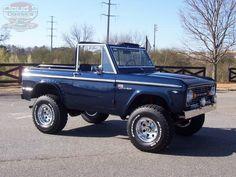 1967 Bronco