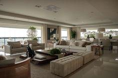 sala de estar by Debora Aguiar