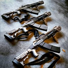 Black Aces Tactical shotguns