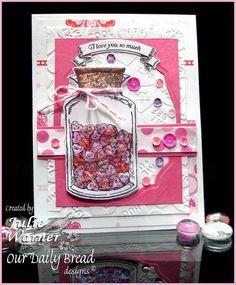 Candy Hearts Jar F4A202