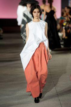 John Galliano at Paris Fashion Week Spring 2013 - Runway Photos John Galliano, Latest Trends, Strapless Dress, Runway, Normcore, My Style, Spring, How To Wear, Paris Fashion
