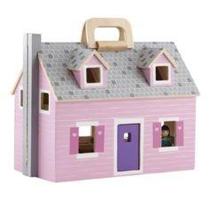 Fold and Go Dollhouse    The Land of Nod