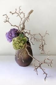 Afbeeldingsresultaat voor ikebana horizontal arrangements