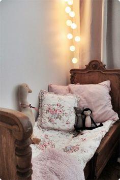 Kids rooms decor – Home Decor Decorating Ideas Baby Bedroom, Nursery Room, Girls Bedroom, Cool Kids Bedrooms, Deco Kids, Vintage Room, Vintage Girls, Little Girl Rooms, Kid Spaces