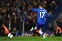 Eden Hazard; Chelsea 4 Tottenham 0 (8/3/2014)