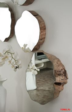 It's titled 15 magnificent mirror design to create magical home.