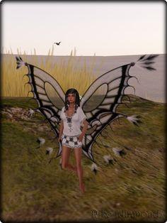 Faeline Fairy Wings - Riko (diamond)