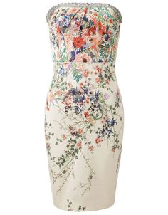 Chatsworth Dress | Multi | Monsoon
