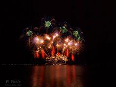 UK's Jubilee Fireworks