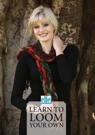 elle, Learn to loom your own. Date published unknown. Loom, Winter Hats, Learning, Knitting, Yarns, Style, Fashion, Swag, Moda