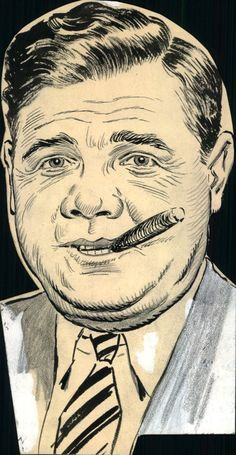 Babe Ruth's house is for sale and how do we know its his? Well not only by title and deed, but by his cigar burns on one of the floors. http://www.reimaverick.com/