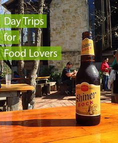 Day Trips for Food Lovers via the 2015 AFBA City Guide #ATXBestEats | fullandcontent.com
