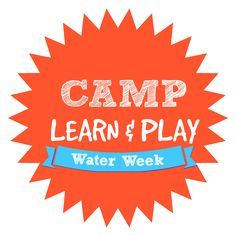 Get ready to toss that cowboy hat off because Farm Week is almost over and time to get ready for our next Camp Learn & Play theme; Splish Splash Let's Learn About Water. This is Week 6 of Camp Learn & Play , and it starts Monday, July 11th but remember, you can go at …