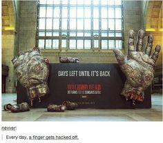 You Win, Walking Dead Promotional Team