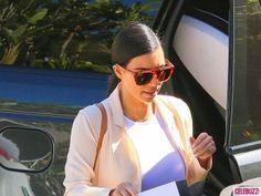 The Kardashian-Jenner Girls Bring Bruce Jenner Birthday Presents