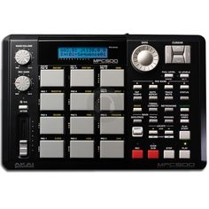 AKAI MPC500 Portable Music Production Center DJ Studio Sequencer from Electromarket.co.uk