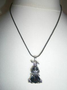 Cute Rhinestone Diamante Topaz Sparkly Bunny Rabbit Pendant Charm Necklace   eBay Bunny Rabbit, Topaz, Charmed, Pendant Necklace, Cute, Ebay, Jewelry, Jewlery, Jewerly