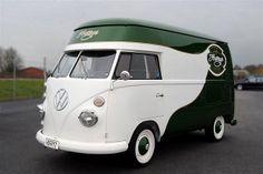 Volkswagen Transporter Highroof 1967 by Wouter Duijndam, via Flickr