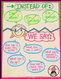 19 Anchor Charts für das Klassenmanagement – # for … - kunst grundschule 3rd Grade Classroom, Classroom Community, School Classroom, Future Classroom, Science Classroom, Classroom Decor, Classroom Rules Display, Year 3 Classroom Ideas, Primary Classroom Displays