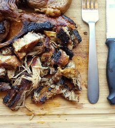 Cinnamon-Apple Quick Braised Pork - AIP