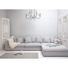 Lansdowne L Shape Sofa | Handmade In London Sofas | Sofas & Seating | Sweetpea & Willow