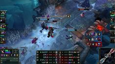 New seduce techniques by the new Evelynn! The random final build: Rabadon's Deathcap Guinsoo's Rageblade Redemption Thornmail Iceborn Gauntlet Locket of the . League Of Legends, Sci Fi, Videos, Science Fiction, League Legends