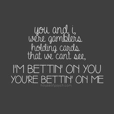 Chris Stapleton lyrics are hitting the soul hard today!