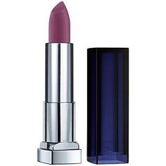 Maybelline New York Color Sensational The Loaded Bolds Lip Color, Midnight Merlot, 0.15 Ounce