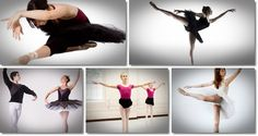 """A lot about ballet technics and the chance to buy the book """" ballet bible """""""