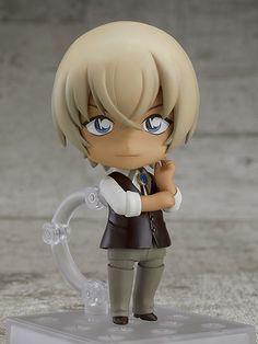 Buy PVC figures - Detective Conan PVC Figure - Nendoroid Amuro Toru - Archonia.com
