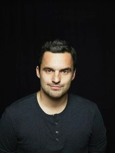 NEW GIRL Cast at the FOX Image Campaign - Jake Johnson