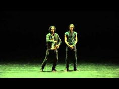 City Dance : Spring Onstage 2015 | LES TWINS official video - YouTube