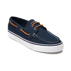 Shop for Womens Sperry Top-Sider Bahama Boat Shoe, Navy, at Journeys Shoes