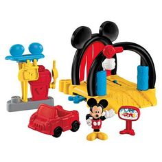 FisherPrice Disney Mickey Mouse Clubhouse Soap 'n Suds Car Wash Disney Mickey Mouse Clubhouse, Mickey Mouse Cartoon, Travel Systems For Baby, Toys For Us, Activity Toys, Activity Centers, Kids Room Organization, Toy Sale, Car Wash