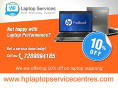 Hp Laptop Service Center in Uttam Nagar repairs all the models of Hp and any kind of issues includes virus problem, screen damage, data recovery issues, slow system, shutting down problem, LCD screen issues, shutting down problems, replacement of damaged parts like motherboard, hinges, screen, keypad, touchpad etc.