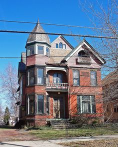689 best historic homes images victorian architecture victorian rh pinterest com Rent Homes in Cleveland Ohio Zillow Cleveland Ohio