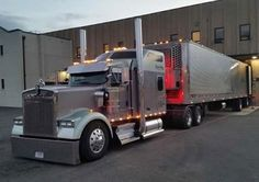 Big Rig Trucks, Semi Trucks, Old Trucks, Peterbilt 379, Kenworth Trucks, 67 72 Chevy Truck, Chevy Trucks, Heavy Construction Equipment, Truck Paint
