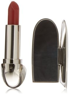 Guerlain Rouge Exceptional Complete Lip Stick, # 47 Gisela for Women, 0.12 Ounce. 0.12 ounce lip stick. It is recommended for daily use; Please store in a cool dry place. Rouge exceptional complete lip color - # 47 Gisela by guerlain for women - 0.12 ounce lip stick.