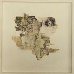 Birk-bark in epoxy Epoxy, Vintage World Maps, Art Pieces, Diagram, Artworks, Art Work